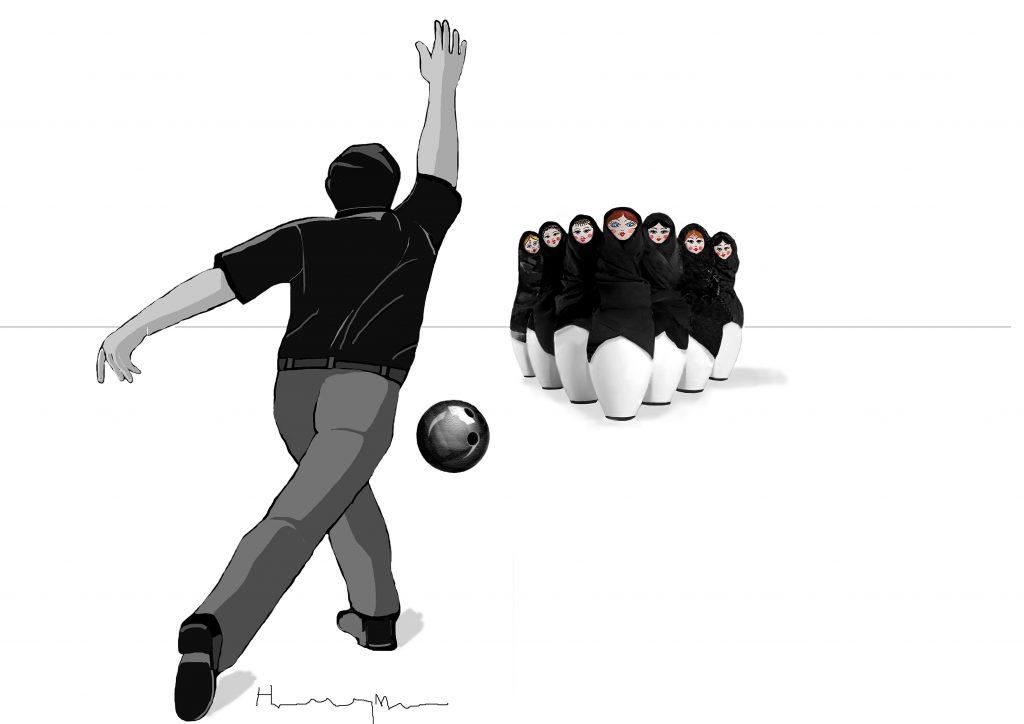 kvinnor i Iran
